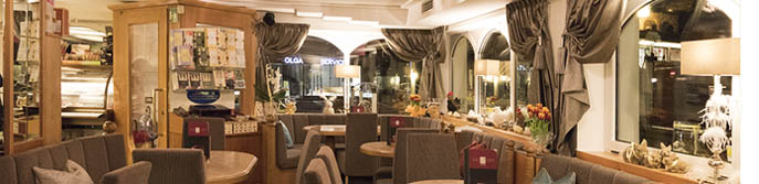 Cafe Mozart – Cafe & Pastry Shop
